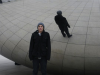 Evan at Chicago Bean December 2010