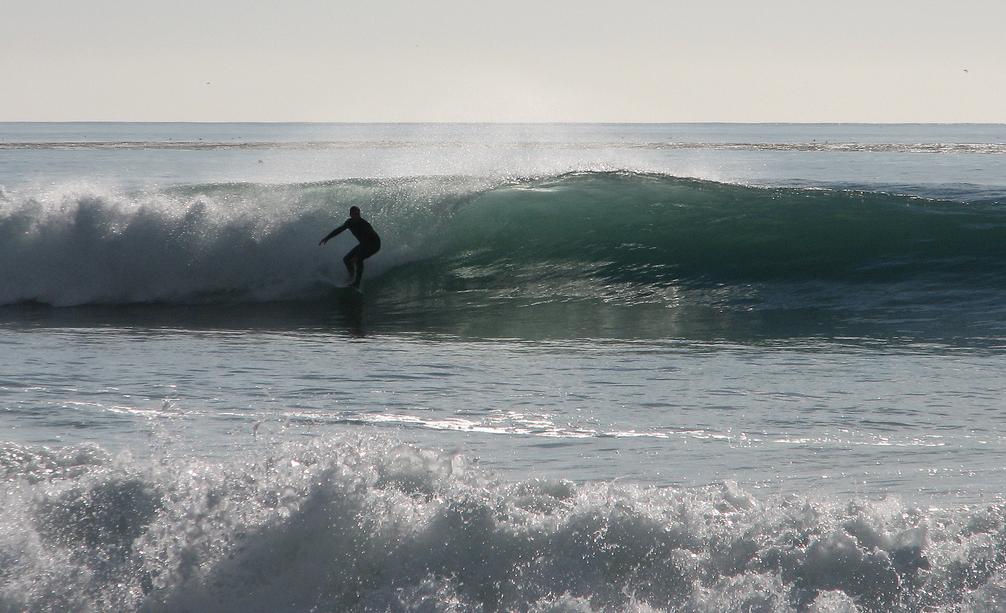 Surfing Jalama State Beach Santa Barbaraa Ca