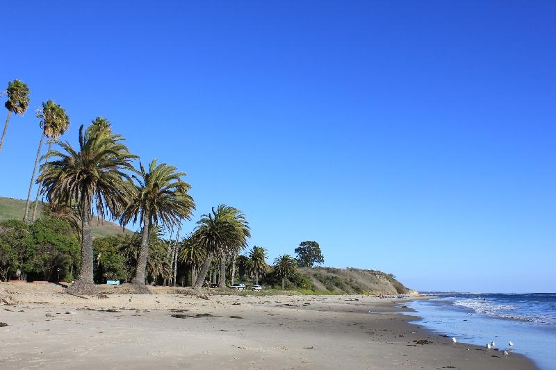 Refugio State Beach 4