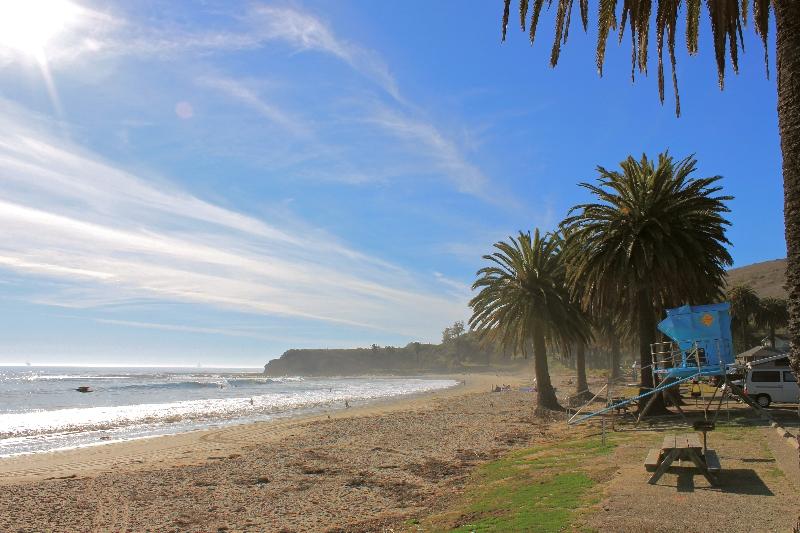 Refugio State Beach 6