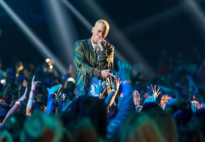 2016 Lineup Eminem Coachella mainstage
