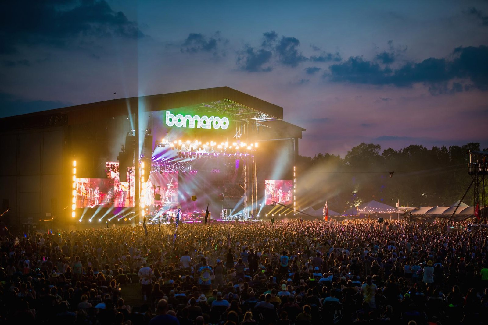 What stage at Bonnaroo 2017
