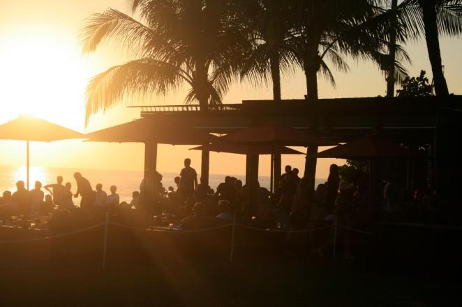 Bali Ku De Ta Sunset