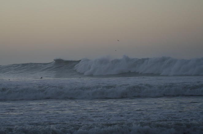 Big Rincon Waves