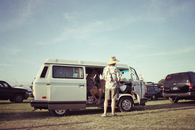 Coachella VW Vanagon