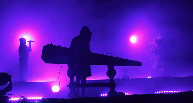 Coachella 2014 The Knife