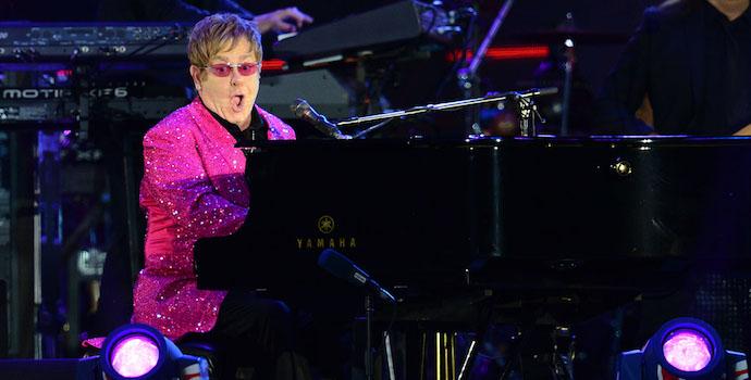 Elton John Bonnaroo