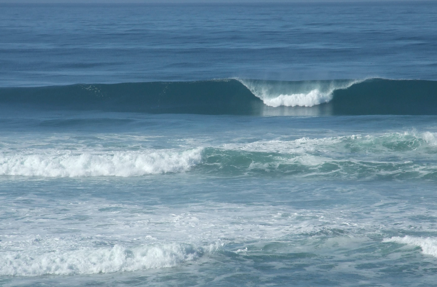 Best Swell Direction For Double Island Point