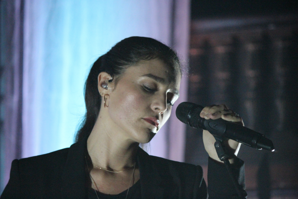 Jessie Ware Los Angeles Coachella 2015