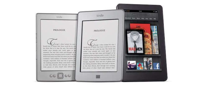 Kindle gift for traveler