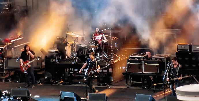 Kings of Leon Live Lolla 2014