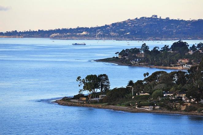 Montecito Beach Santa Barbara