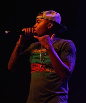 Nas Live Lollapalooza