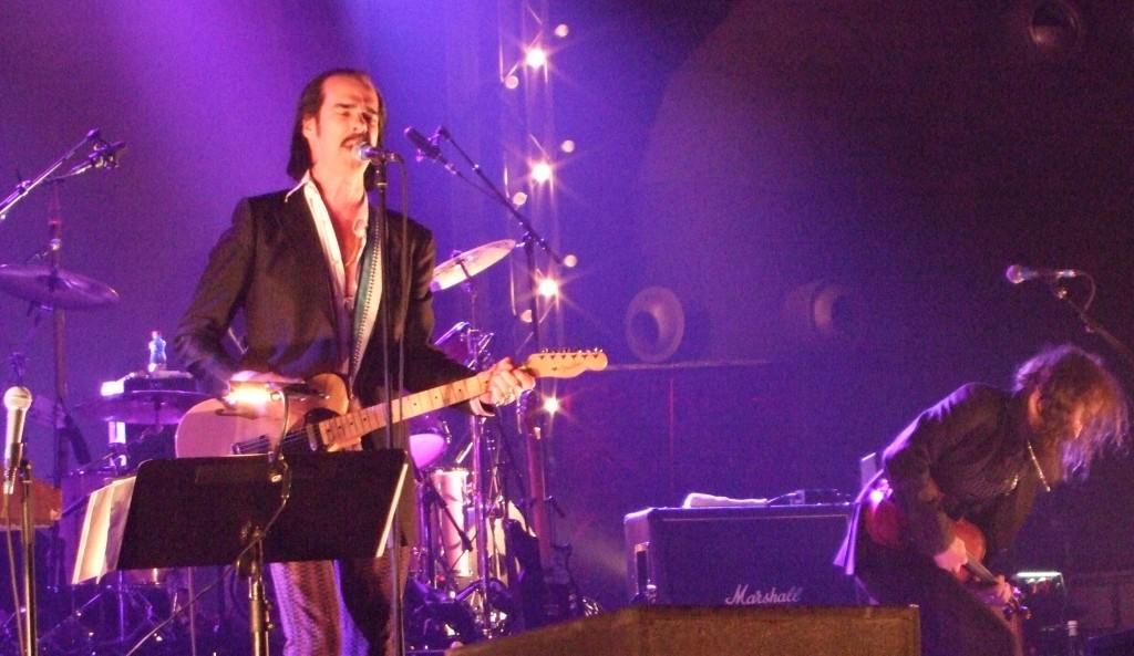 Nick Cave 2014 Bonnaroo Festival