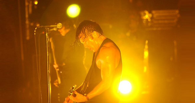 Nine Inch Nails NIN Coachella 2014