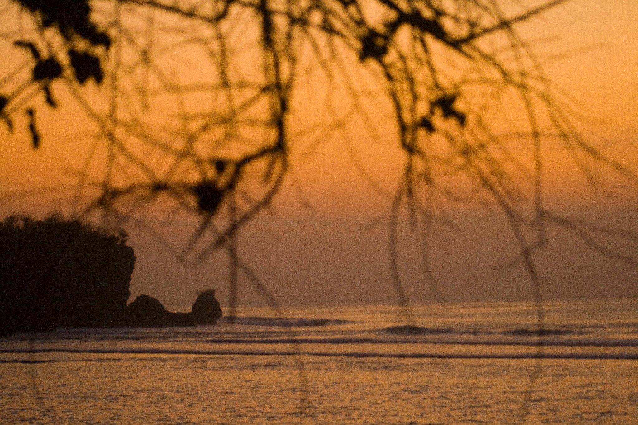 Padang Padang Sunset Bali