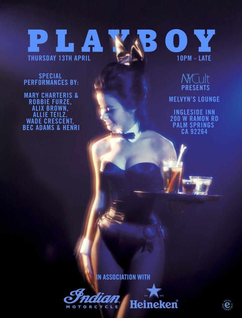 playboy coachella party