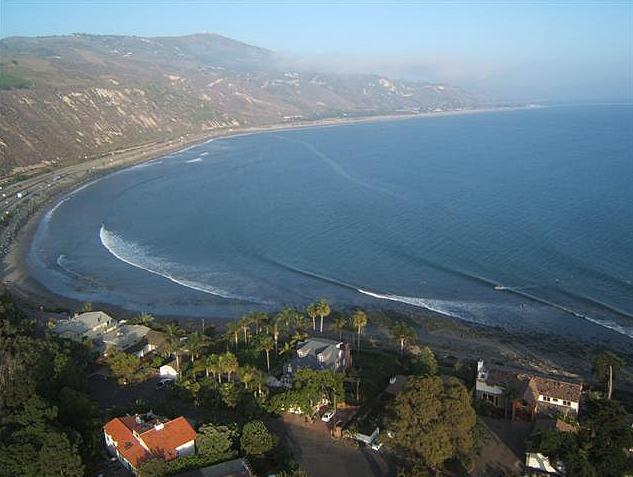 Rincon Aerial Picture