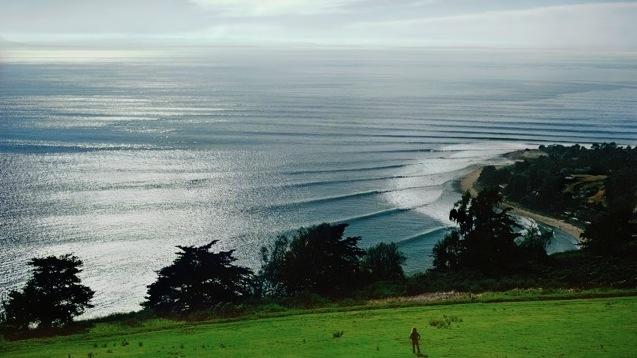 Rincon Santa Barbara Surf Spot