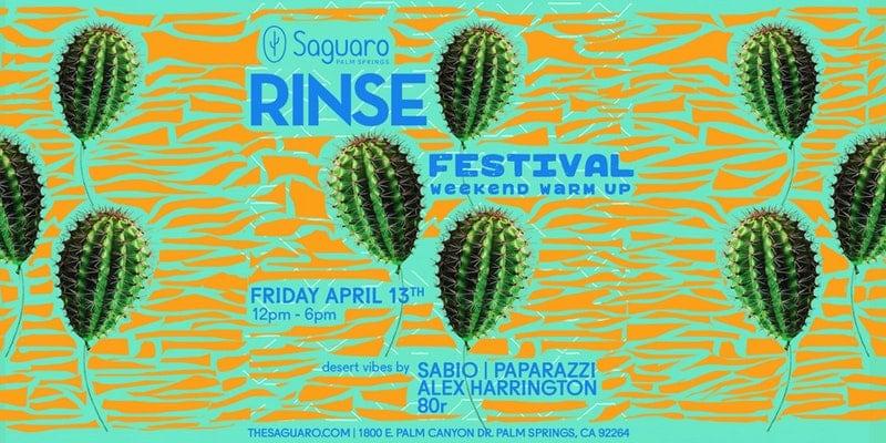 Rinse Festival