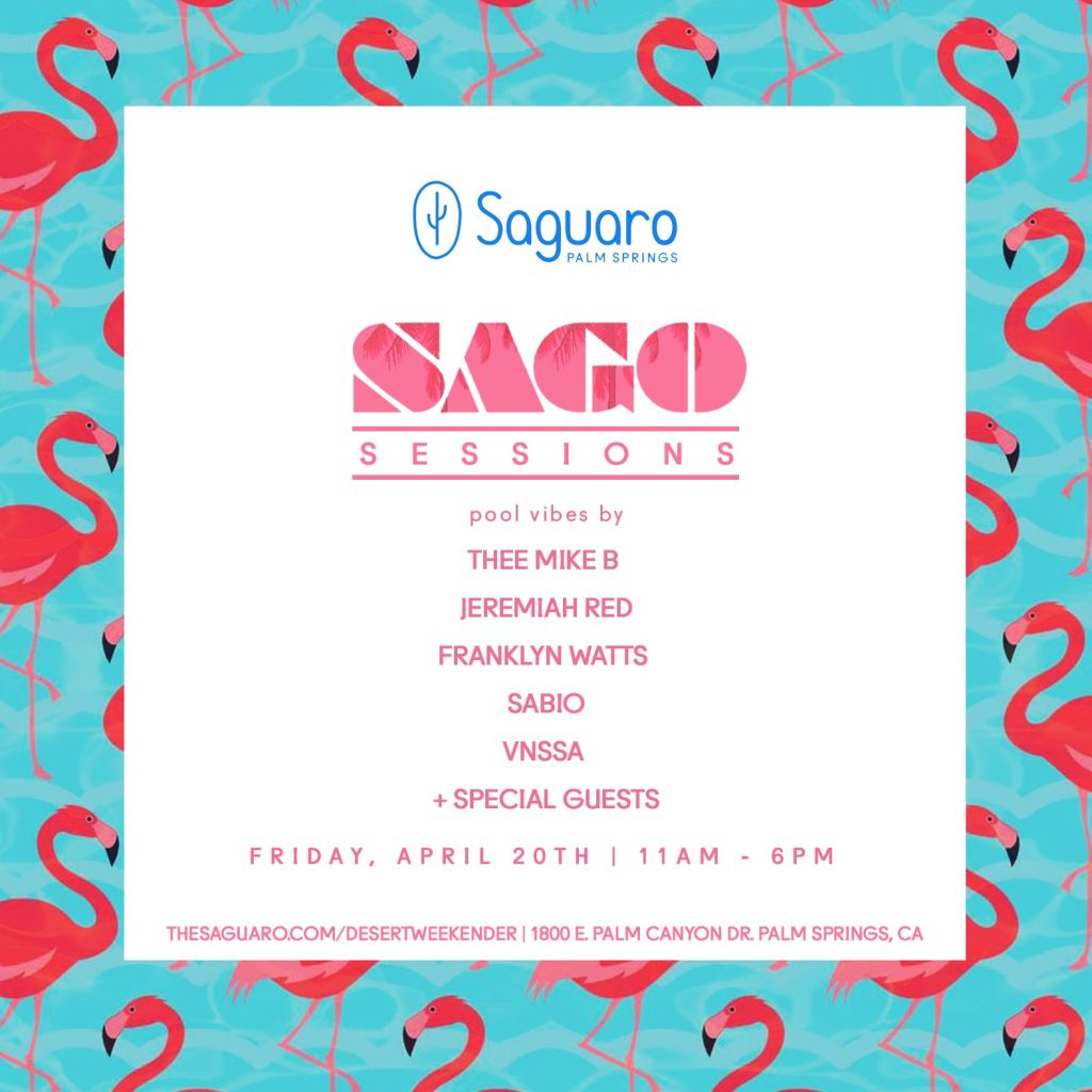 Sago Sessions
