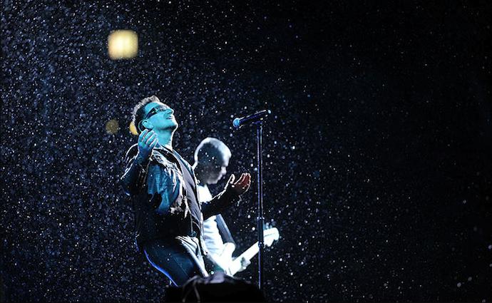 U2 headliner coachella