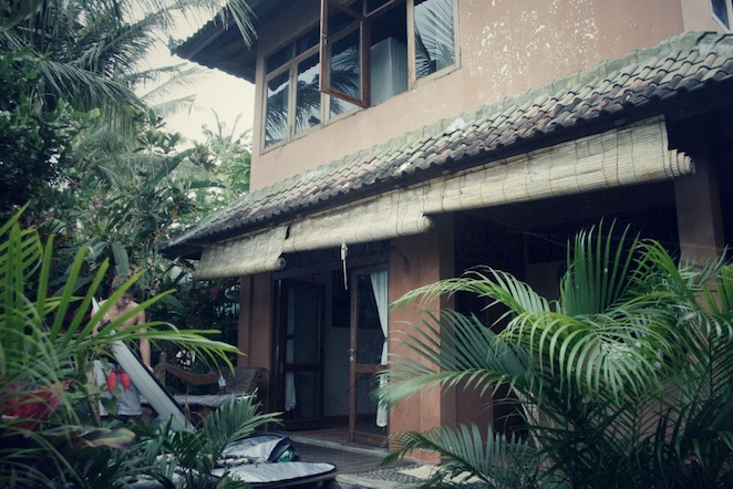 balian beach house bali