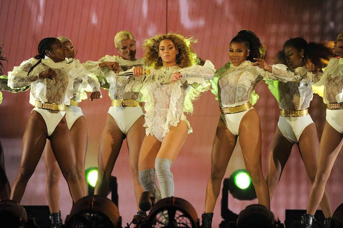 Beyonce 2017 Coachella headliner