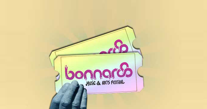Bonnaroo tickets