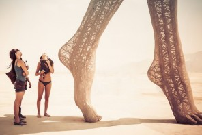 The 6 Wonderful Things I learned at Burning Man