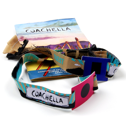 coachella 2014 wristbands