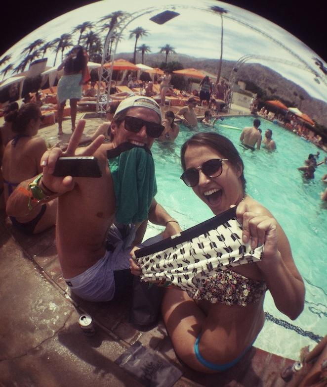 coachella la quinta resort pool party 3