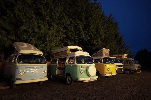 cold water film festival vw vans