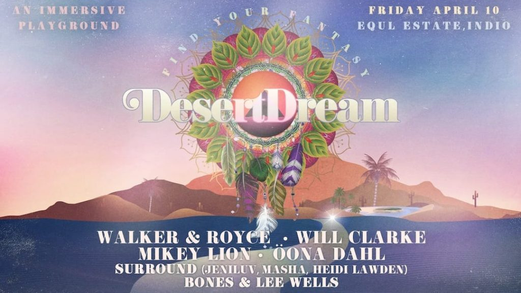 desert dream at equl estate