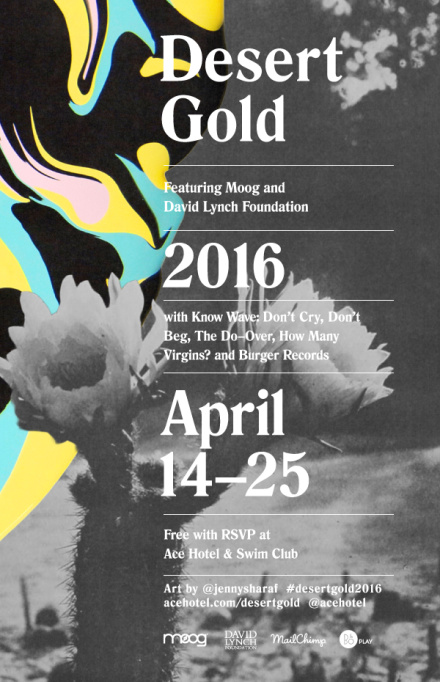 desert gold ace hotel coachella 2016