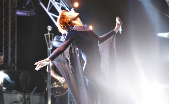 florence + the machine perform in indio