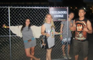 freeloaders lounge governors ball