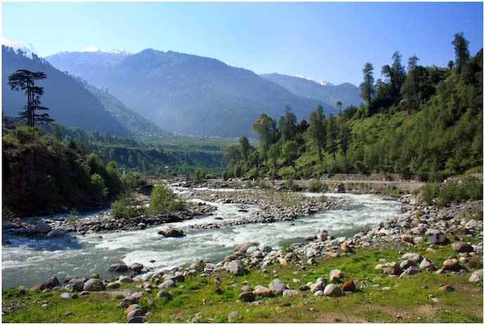 beautiful indian treks