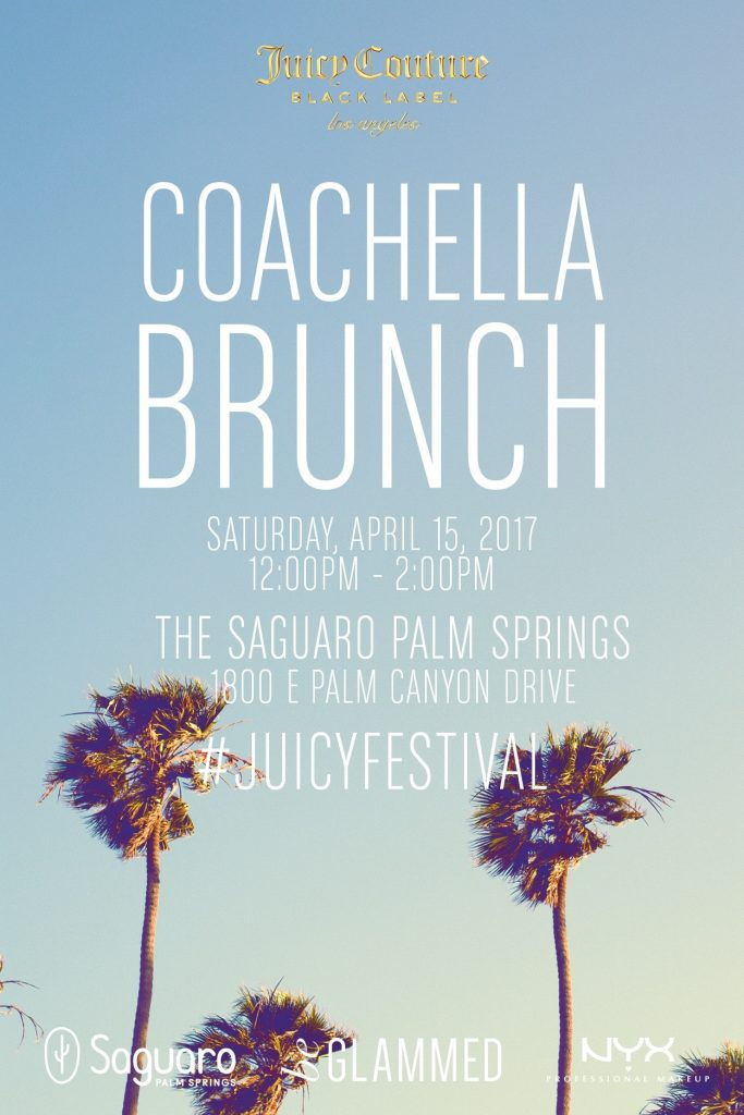 juicyfestival brunch at saguaro