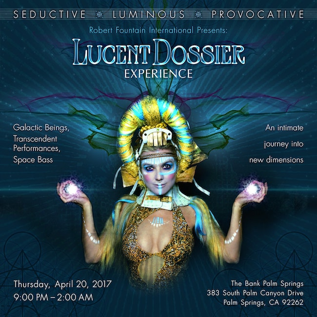 weekend 2 party featuring lucent dossier