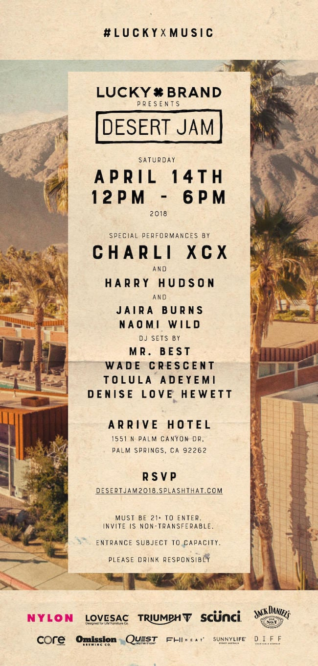 arrive hotel pool party