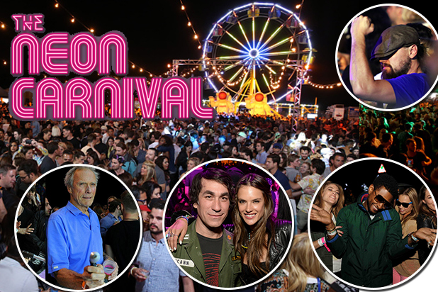 how to get into Neon Carnival