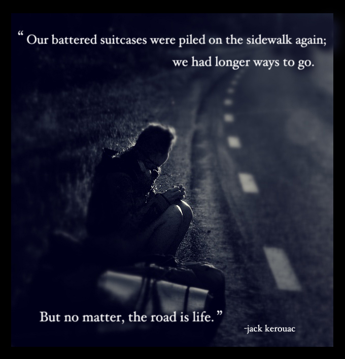 Home » Jack Kerouac Travel Quote