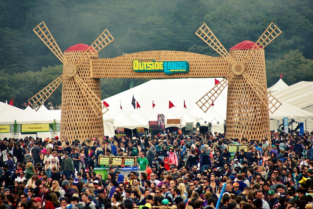 outside lands best bands 2014