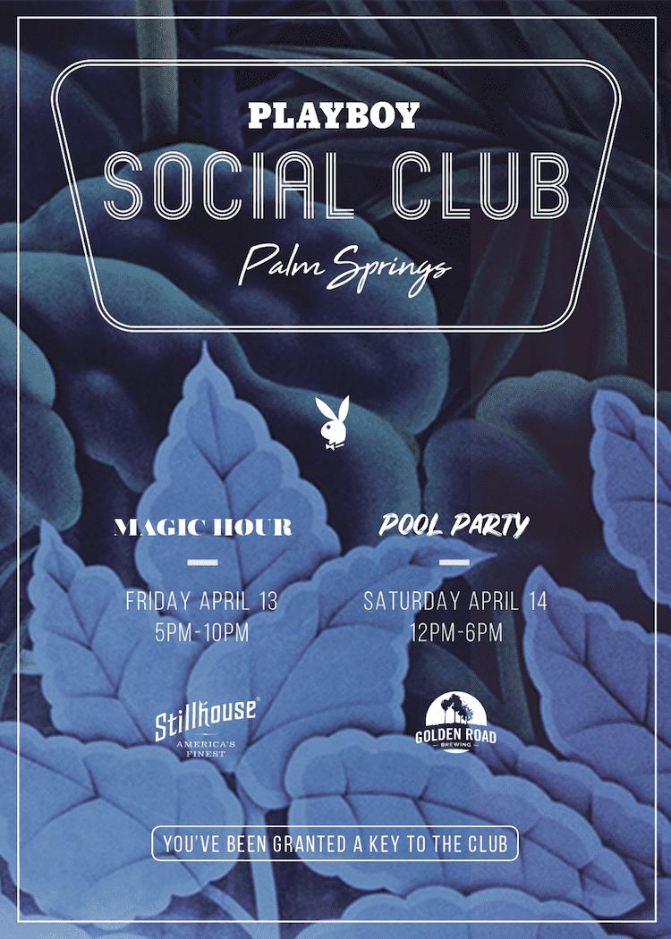 playboy social club coachella