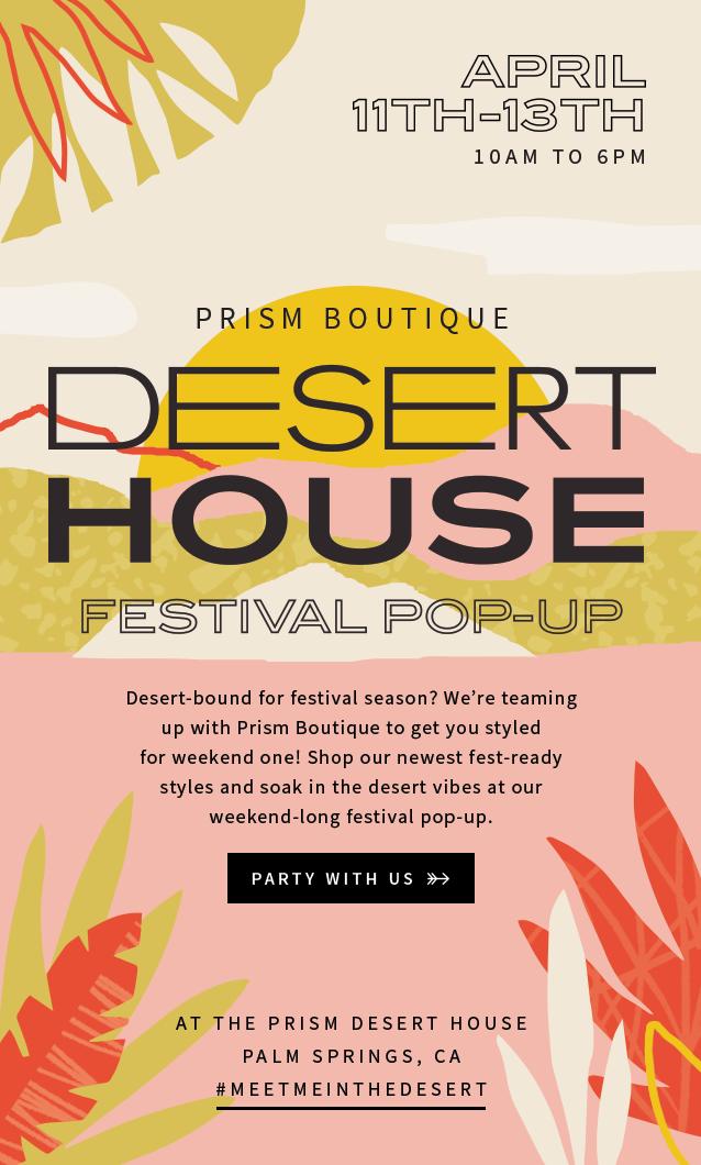 prism boutique desert house