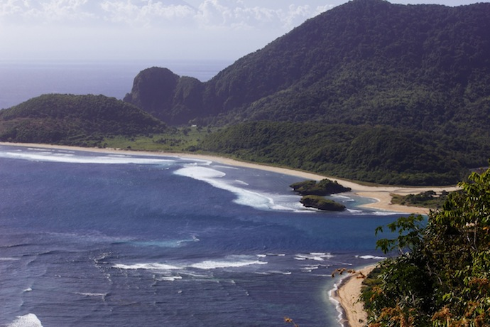 ratung beach sumbawa