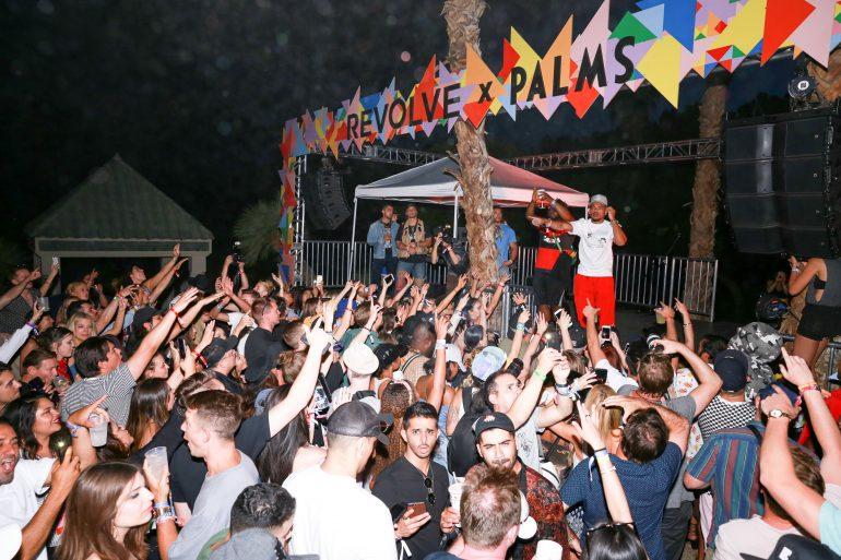 chance the rapper revolve festival