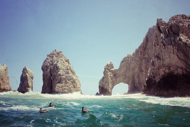 rock arch cabo mexico