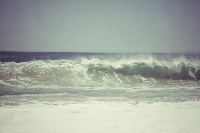 Lover's Beach shorebreak